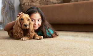 carpet types for kids