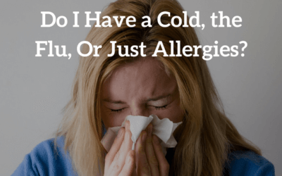 Do I Have a Cold, the Flu, or Just Allergies?